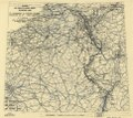 (March 11, 1945), HQ Twelfth Army Group situation map. LOC 2004629023.tif