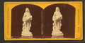 "(Sculpture) ""Pharaoh's daughter."", from Robert N. Dennis collection of stereoscopic views.png"