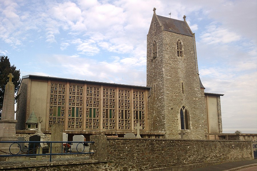 Église Saint-Pierre de fr:Villiers-Fossard