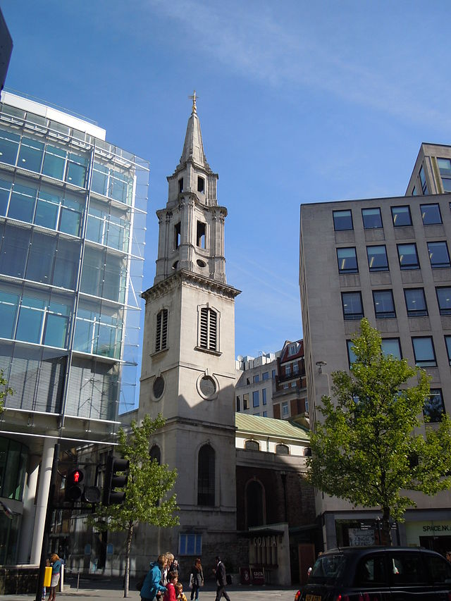 St Vedast Foster Lane