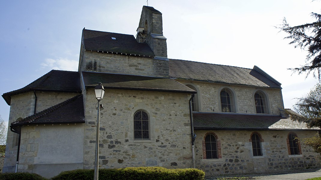 Église de Muizon.
