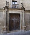 Úbeda-Palacio de los Velas Cobos-Puerta-20110919.jpg