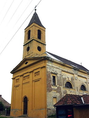 Čelarevo, Catholic Church.jpg