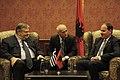 Επίσημη επίσκεψη Αντιπροέδρου της Κυβέρνησης και Υπουργού Εξωτερικών Ευ. Βενιζέλου στην Αλβανία (10292315005).jpg