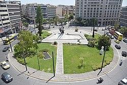 Karaiskaki Square-Metaxourgeio