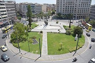 Metaxourgeio - Karaiskaki Square-Metaxourgeio