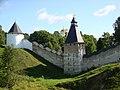Башня Верхних решеток (Псково-Печерский монастырь).JPG