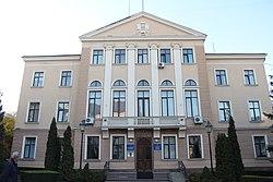 Головна будівля Тернопільської міської ради