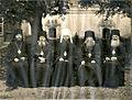 Дамиан (Воскресенский), Митрофан (Загорский), Сергий (Старогородский), Евгений (Мерцалов), Павел (Борисовский).jpg