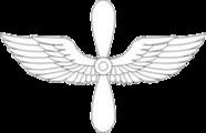 Емблема авіації (2007чб).png