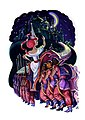 "Иллюстрация к сказочному сериалу Л.Ф.Баума ""Страна Оз"" 28.jpg"