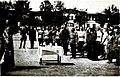Кутепов на молебне 3-го Корниловского ударного полка Харьков 1919.jpg
