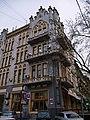Одеса - Будинок прибутковий Григорьєвої (кафе Фанконі). Ланжеронівська вул., 15 P1050342.JPG
