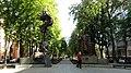 Пам'ятник українському державному діячеві гетьману України Пилипу Орлику.JPG