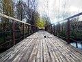Пешеходный мост через Клязьму неподалёку от п. Черкизово.jpg