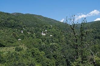 Selci, Struga - Panoramic view of the village