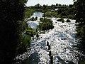 Пороги на реке Ижоре, вид с моста - panoramio.jpg