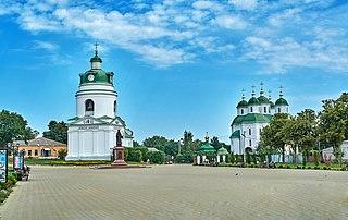 Pryluky Urban locality in Chernihiv Oblast, Ukraine