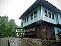 Сакова къща -Къщата на габровския търговец Петър Сака е построена през 1850 г. до Баев мост в Габрово. - panoramio.jpg