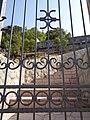 Свјетлопис капије сербског православног храма Св. Неђеље, Забрђе, Луштица.jpg