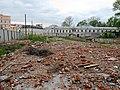 Хитровская площадь после сноса здания школы в 27 декабря 2009 года (на 6 мая 2011 года) - panoramio.jpg