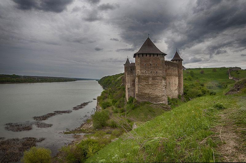 File:Хотинский замок.jpg