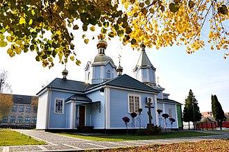 Kostopil - St. Alexander Nevsky Church in Kostopil