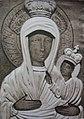 Ченстоховская икона Божией Матери. Нач. XIX в. Пинский р-н Брестской обл.jpg