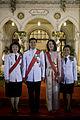 นายกรัฐมนตรีและภริยา ในนามรัฐบาลเป็นเจ้าภาพงานสโมสรสัน - Flickr - Abhisit Vejjajiva (4).jpg