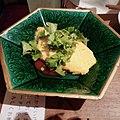 サイゴン2のパクチーとひき肉入りベトナムオムレツ.jpg
