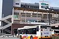 三日市町駅前 Mikkaichi-chō 2014.4.01 - panoramio.jpg