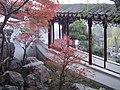南京瞻园秋景图一.JPG