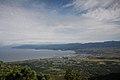 岩内岳から岩内、泊を望む - panoramio.jpg
