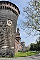意大利米兰 斯弗尔扎家族城堡 - panoramio.jpg
