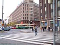 赫尔辛基有轨电车 tram in Helsinki - panoramio.jpg