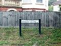 -2018-09-05 Street name sign, Wesley Close, Mundesley.JPG