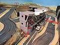 -2019-03-08 Scalextric car racing layout, Miniature Worlds, Wroxham, Norfolk (1).JPG