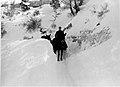 01634 Grand Canyon Historic Kaibab Trail Trail Foreman in Snow (6823900276).jpg