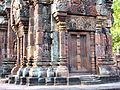 017 Banteay Srei Temple False Doorway.jpg