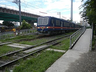 Rail transport in the Philippines - Philippine National Railways (PNR)