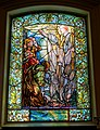 02 The Message of the Angel to the Shepherds, Brown Memorial Window, 1900, Tiffany - Arlington Street Church - Boston, Massachusetts - DSC06955.jpg