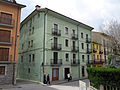 048 Edifici a la pl. Santa Maria 9 (Camprodon).JPG