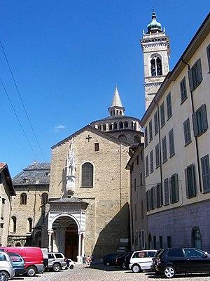 Pietro Andrea Ziani - De Santa Maria Maggiore in Bergamo