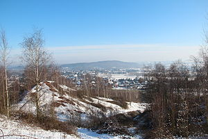 Hyon - Image: 0 Hyon vu du Mont Héribus (1)