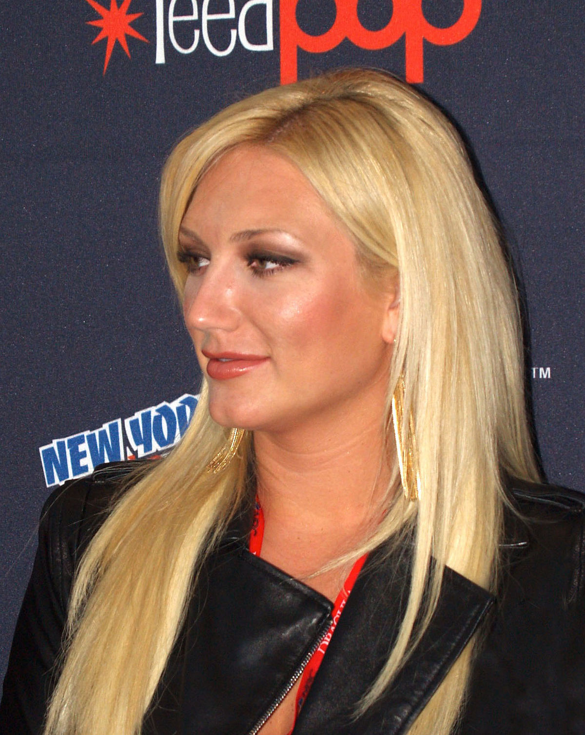 Watch Brooke Hogan video