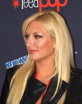 Brooke Hogan - Hogan at the 2013 New York Comic Con