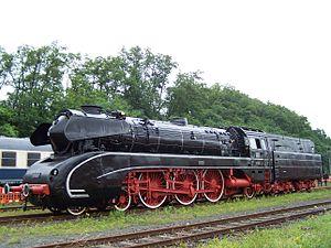 DB Class 10 - Image: 10001 Hersbruck 30062007