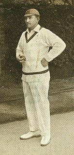 Bert Vogler South African cricketer