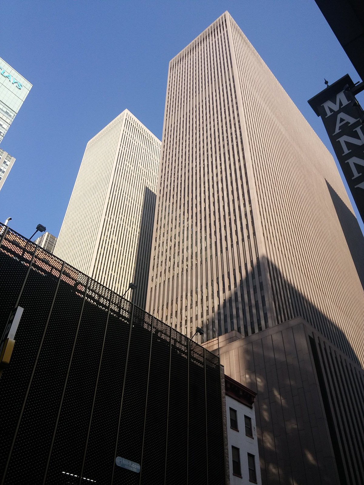 1221 avenue of the americas wikipedia for 1290 avenue of the americas sixth floor
