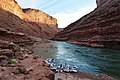 13 Mile Camp (Supai Ledges) on the Colorado River. Grand Canyon National Park, Arizona (25780794483).jpg